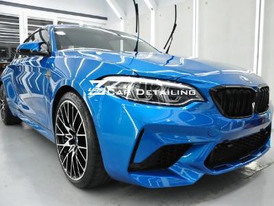 麗緻車體鍍膜
