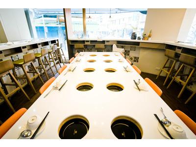 十人桌適合大型聚餐活動