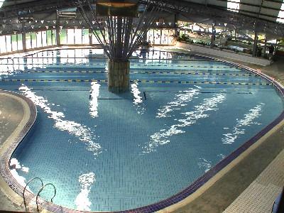 室內溫水游泳池