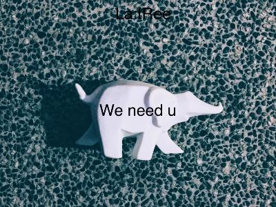 We need u