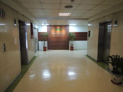 公司電梯入口