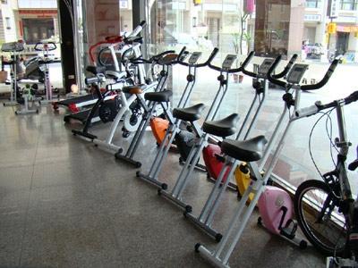 健身器材門市