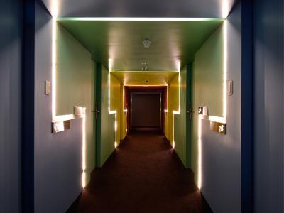 谷墨商旅走廊