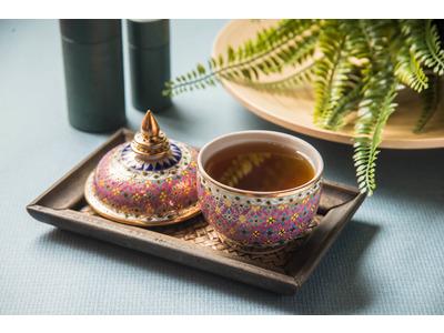滋味溫潤的康福茶