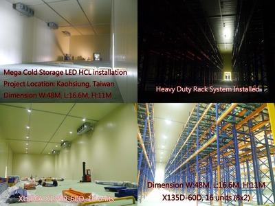 冷凍庫專用LED