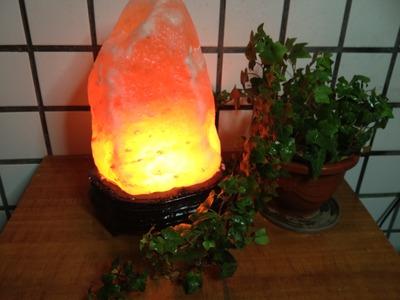 淨化磁場鹽燈