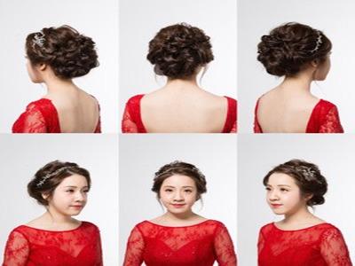 髮造型平面造型書