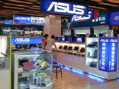 中區ASUS展售店