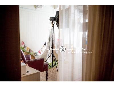 橘子樹寶寶親子攝影相關照片3