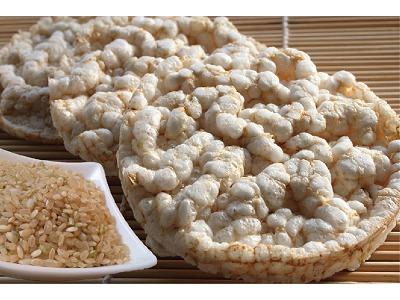 有機糙米餅