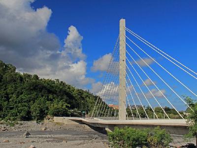 知本斜張橋