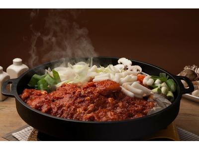 韓國時尚春川炒雞