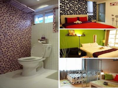 夏爾專業公寓改套房設計工程相關照片1