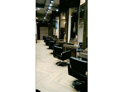 美髮服務區