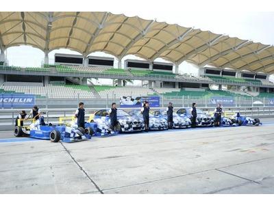 米其林F1體驗營