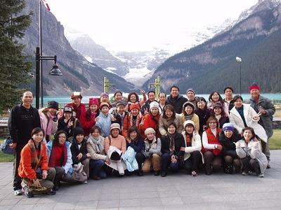 年度海外旅遊(加拿大)