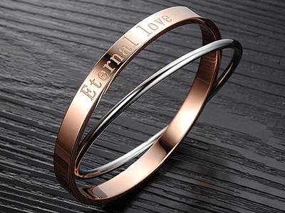 專櫃款鋼手環