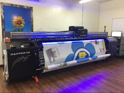 3.2米LED UV機