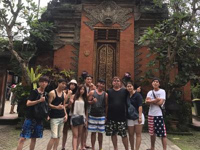 峇裡島員旅