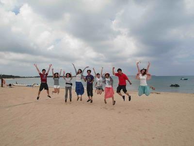 福委會辦2012旅遊