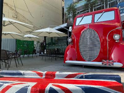 UK Tea X Coffee