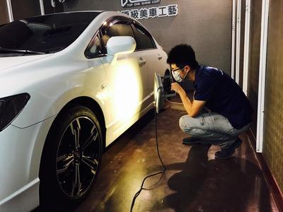 TOS拓石頂級車身鍍膜(台南永大店)相關照片1