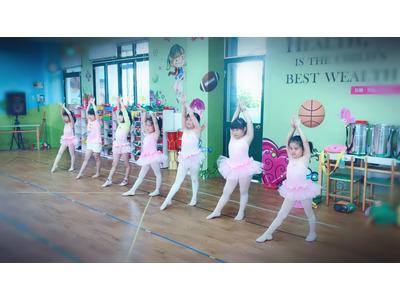 舞蹈部-舞蹈課