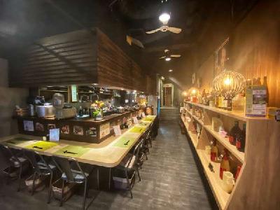 餐廳內部環境