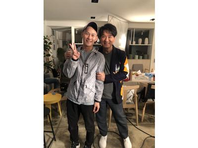 周華健MV拍攝