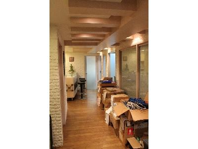 民陞辦公室走廊