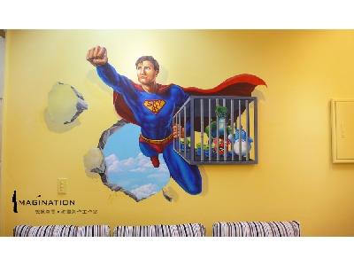 想像空間壁畫工作室(橋福土木包工業)相關照片3