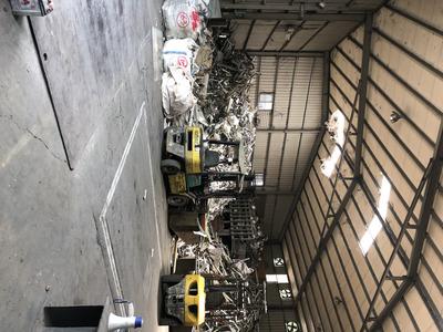 本廠處理鋁料分類