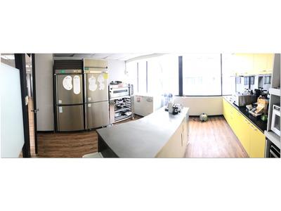 台北總公司廚房