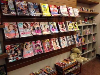 布朗奇咖啡書店(兔宅子漫畫光碟出租店)相關照片4