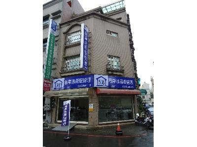 竹北直營店外觀