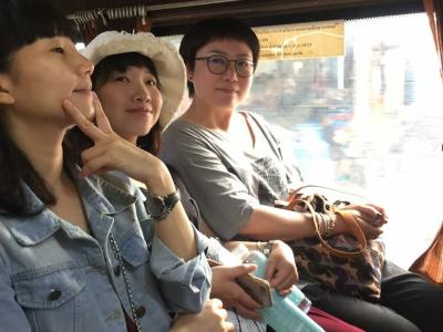 中國城搭公車