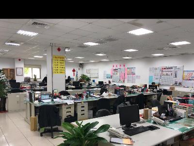 同仁辦公區