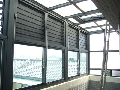 複合式-玻璃屋