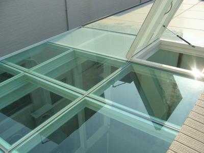 鋁合金-玻璃屋