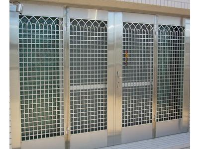 不銹鋼-防盜窗