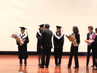 公司內部企業大學畢業典