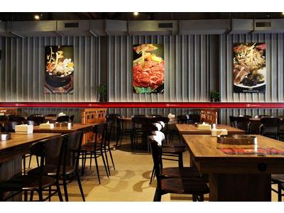 富民店用餐區