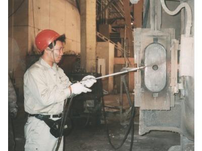 鋼鐵廠施工