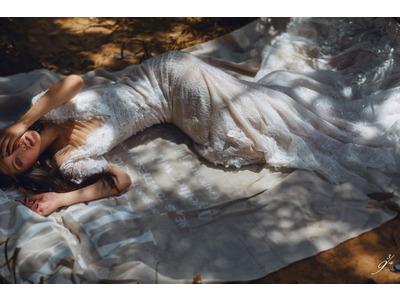 九又四分之三手工婚紗相關照片3