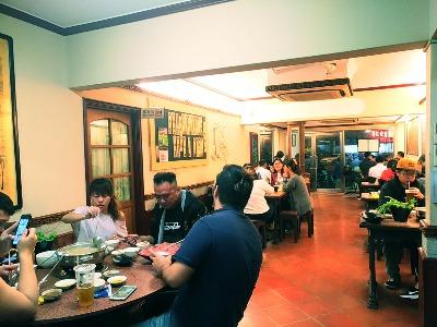 餐廳內部 2