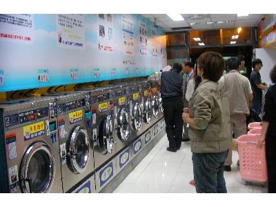 學校宿舍洗衣房