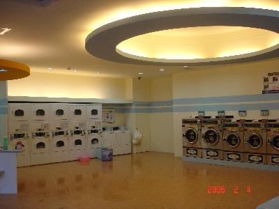 工廠宿舍洗衣房