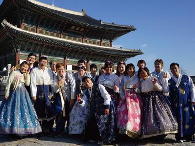 2019年 韓國員工旅