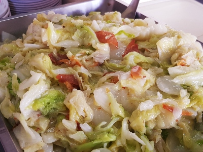 粉絲票選第一扁魚白菜