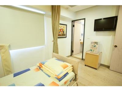 溫馨病房照